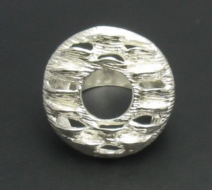 Silver ring - R000648