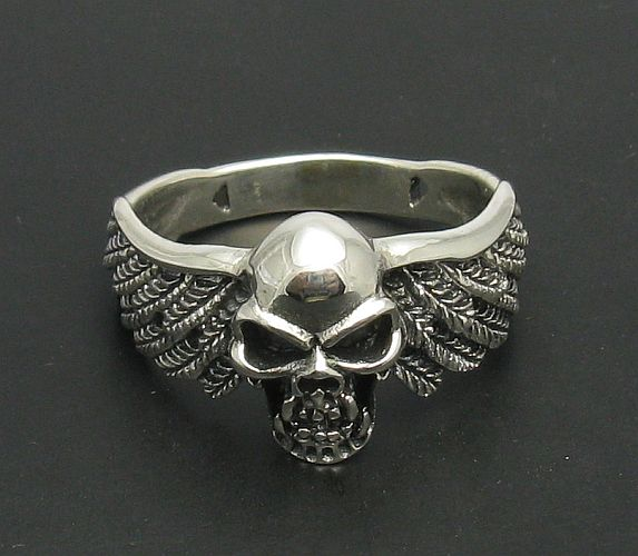 Silver ring - R000653