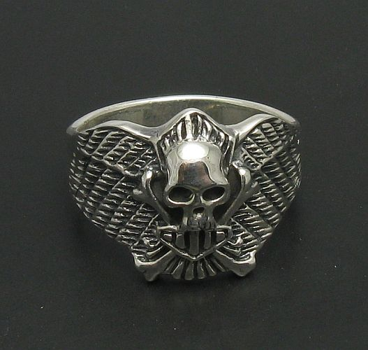 Silver ring - R000654