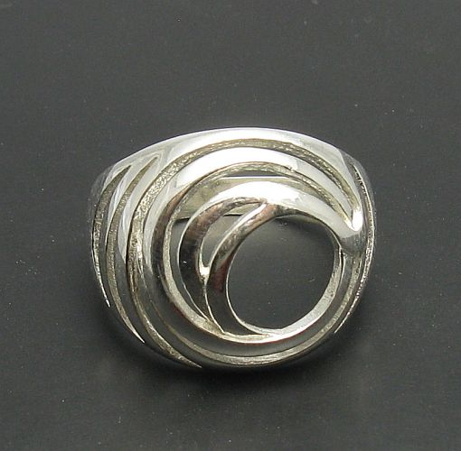 Silver ring - R000661