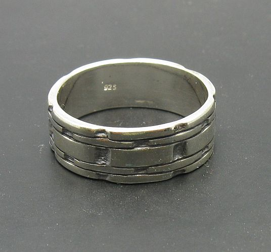Silver ring - R000686