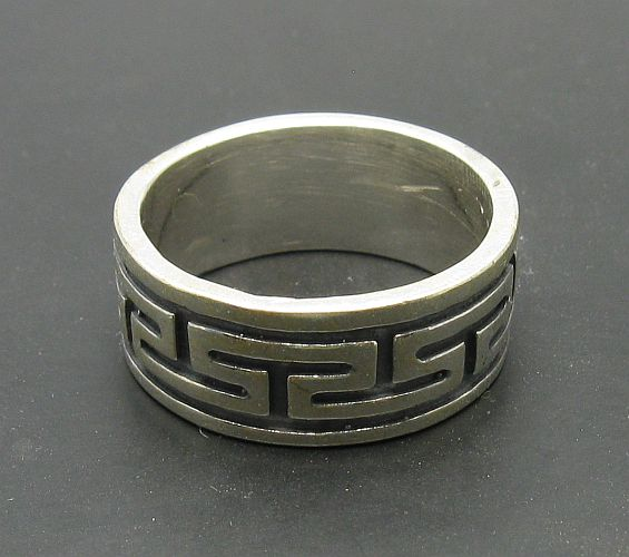 Silver ring - R000687