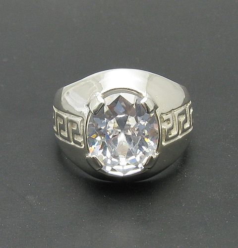 Silver ring - R000713