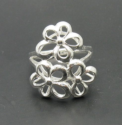 Silver ring - R000714