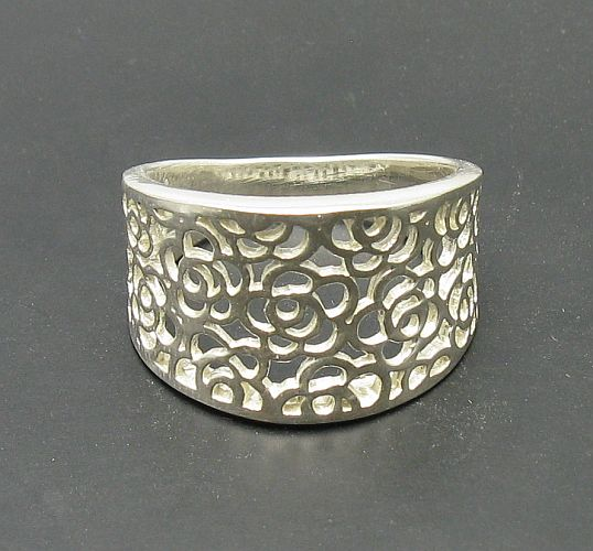 Silver ring - R000717