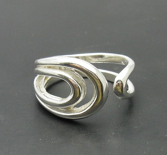 Silver ring - R000731