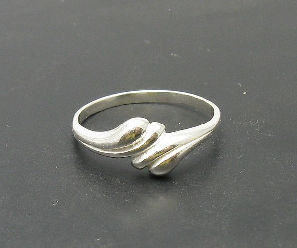 Silver ring - R000745