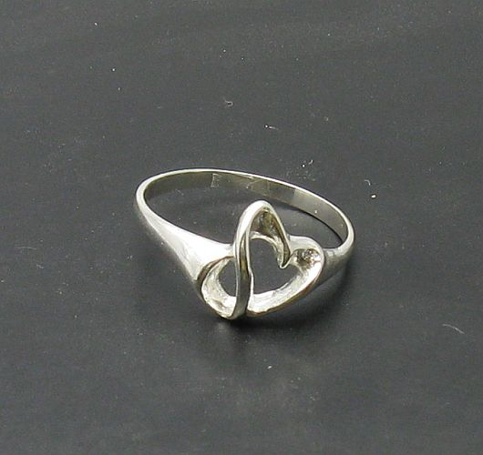 Silver ring - R000746