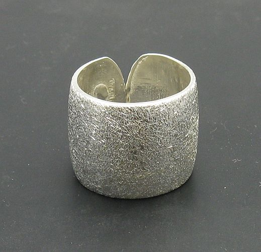 Silver ring - R000754