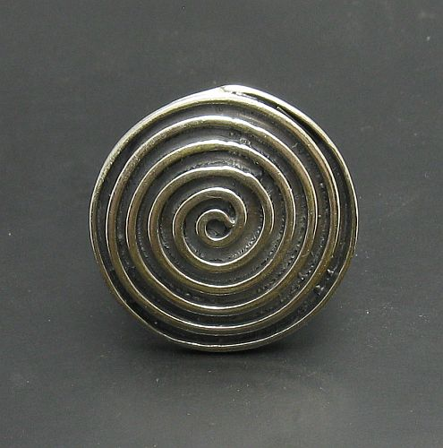 Silver ring - R000766