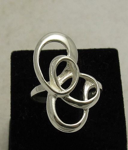 Silver ring - R000777