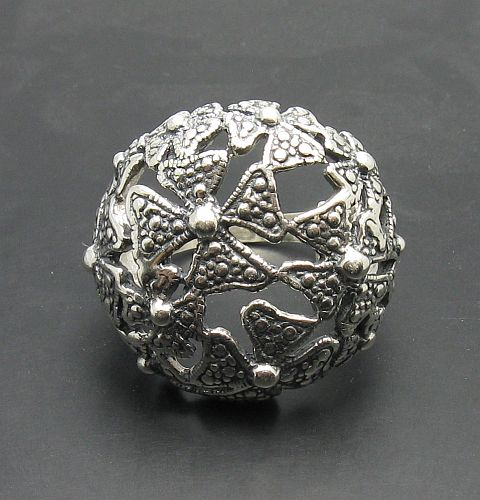 Silver ring - R000797