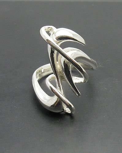 Silver ring - R000803