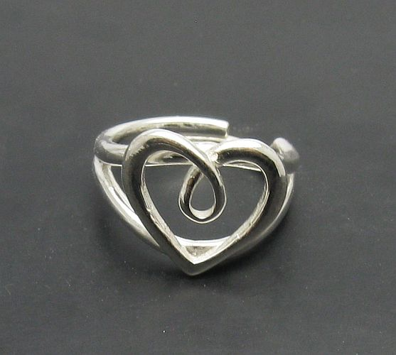 Silver ring - R000805