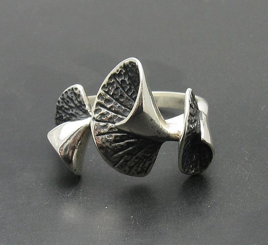 Silver ring - R000818