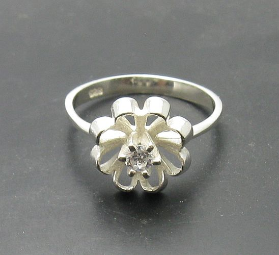 Silver ring - R000821