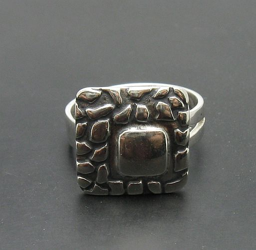 Silver ring - R000828