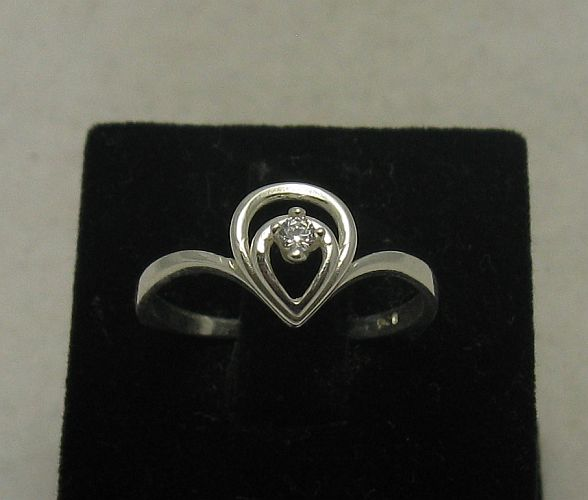 Silver ring - R000831