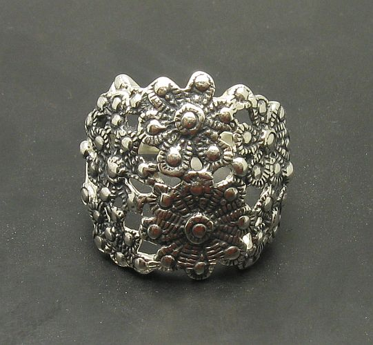 Silver ring - R000834