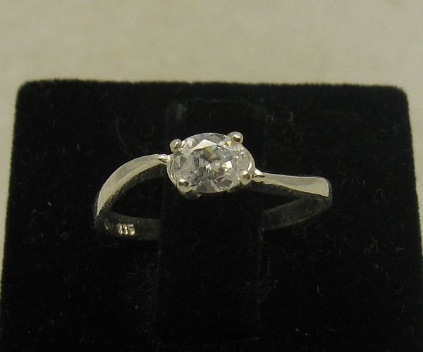 Silver ring - R000837