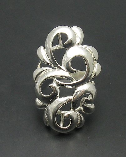 Silver ring -  R000840