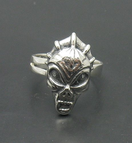 Silver ring - R000845