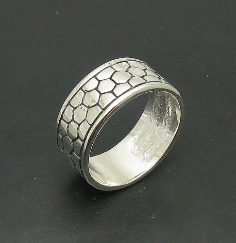 Silver ring - R000847