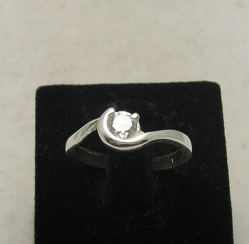Silver ring - R000853