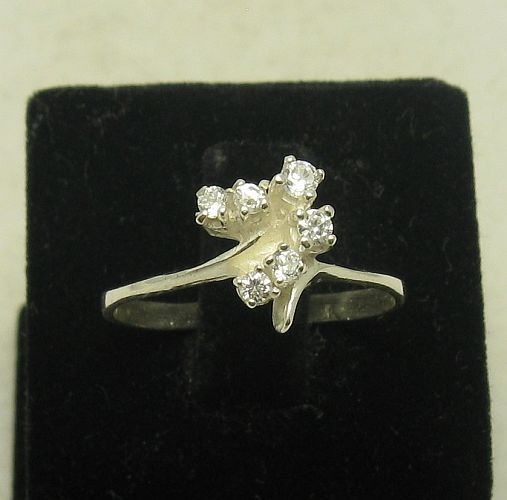 Silver ring - R000862