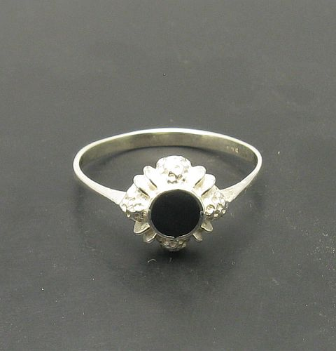 Silver ring - R000863