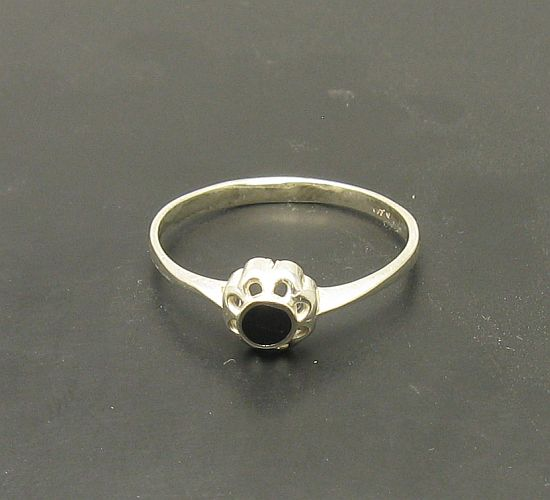 Silver ring - R000864