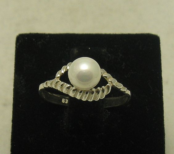 Silver ring - R000866