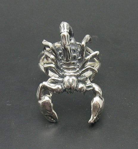 Silver ring - R000867