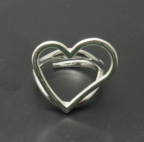 Silver ring - R000874