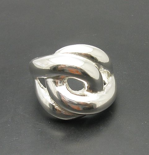 Silver ring - R000888