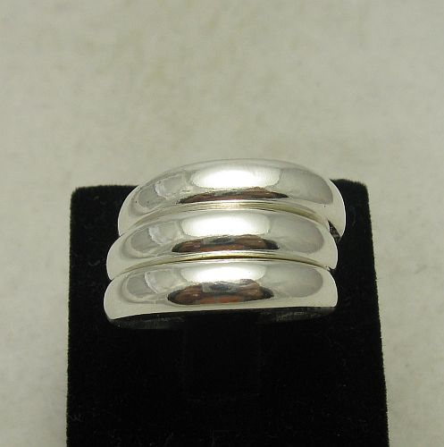 Silver ring - R000891