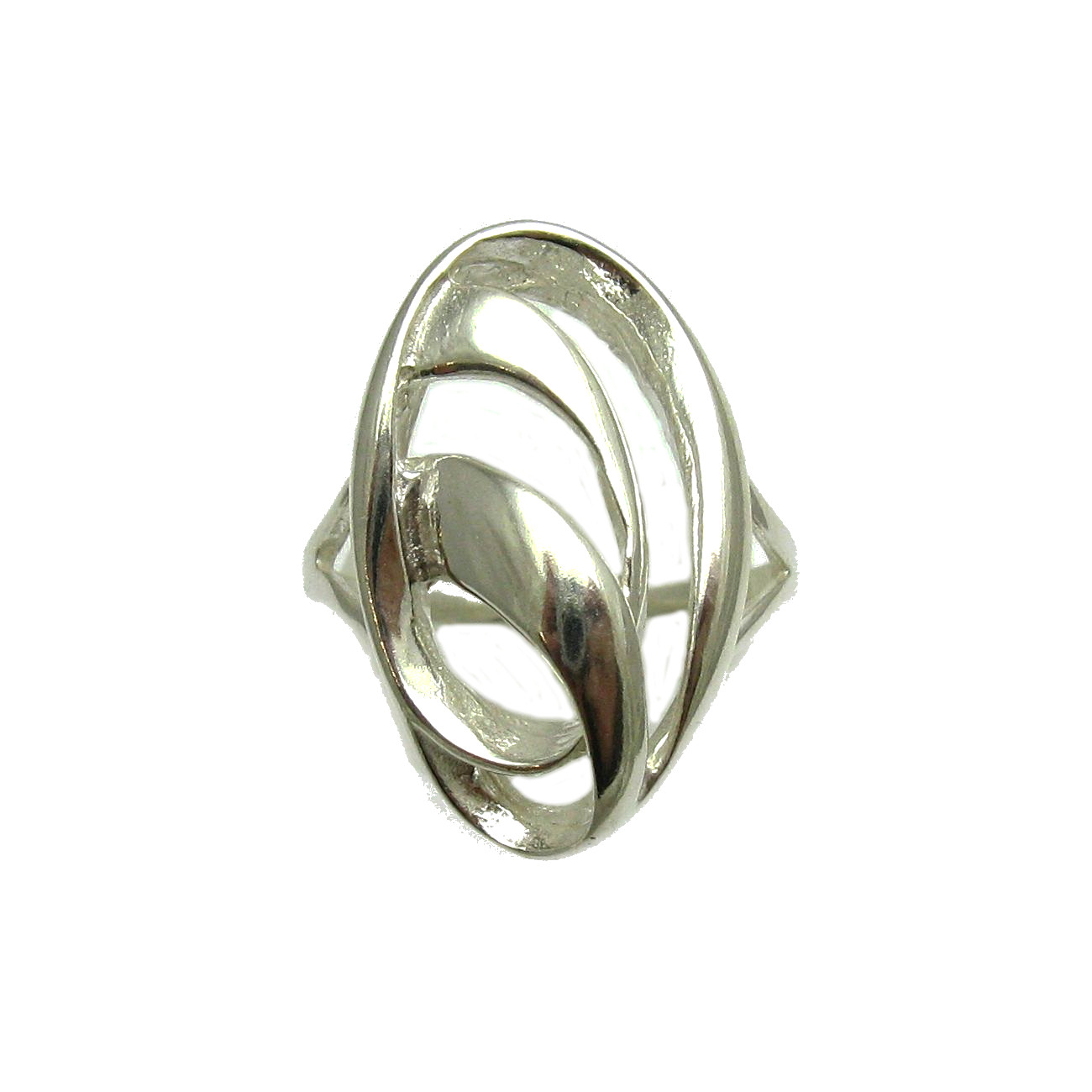 Silver ring - R000894