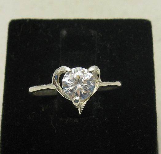 Silver ring - R000896