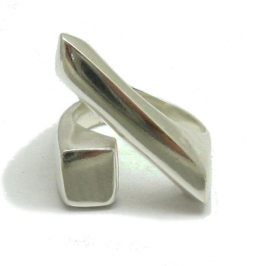 Silver ring - R000900