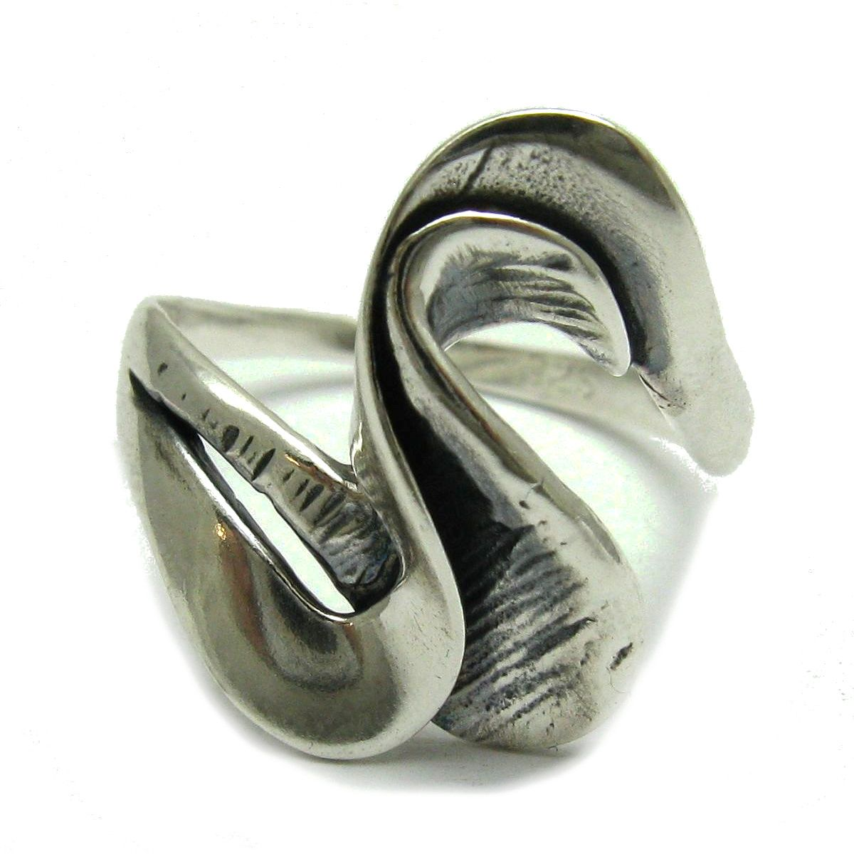 Silver ring - R000910