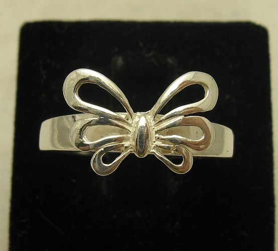 Silver ring - R000912
