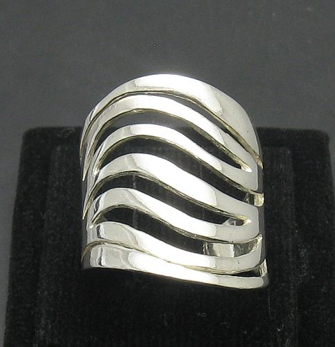 Silver ring - R000915