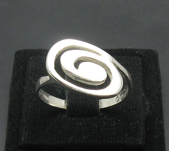 Silver ring - R000924