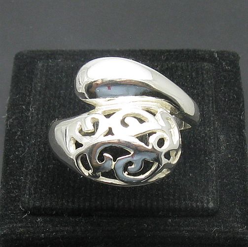 Silver ring - R000942