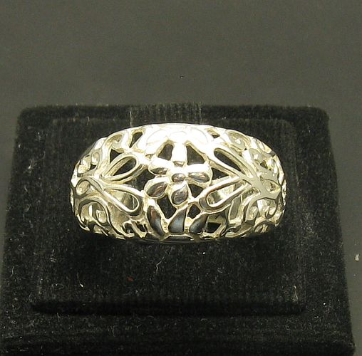 Silver ring - R000954