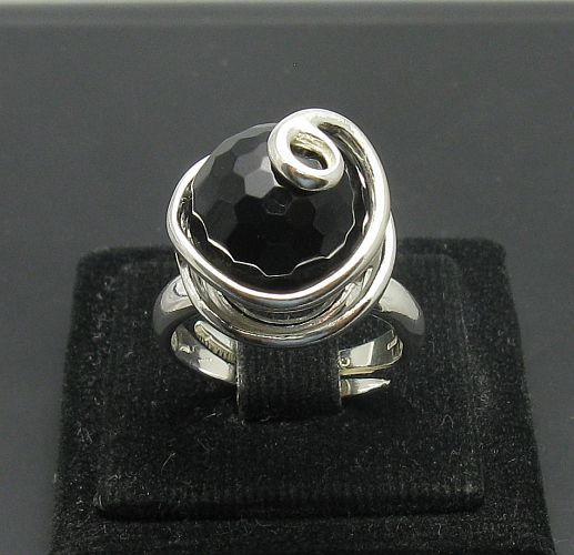 Silver ring - R000958