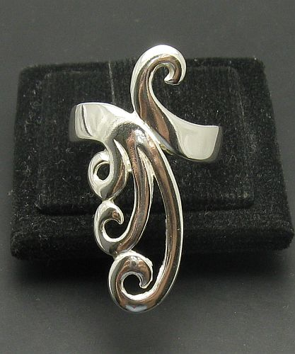 Silver ring - R000959