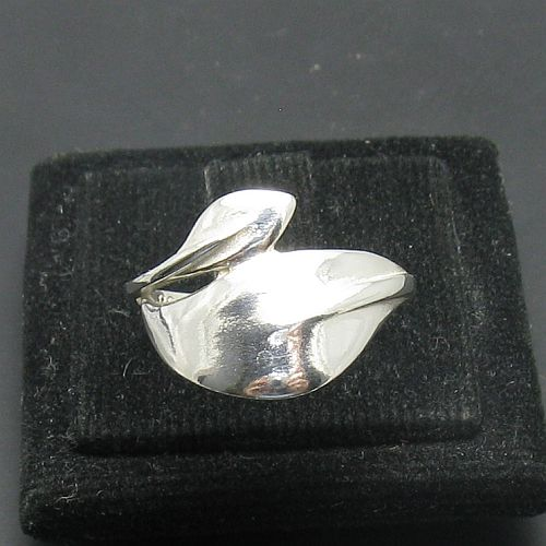 Silver ring - R000960