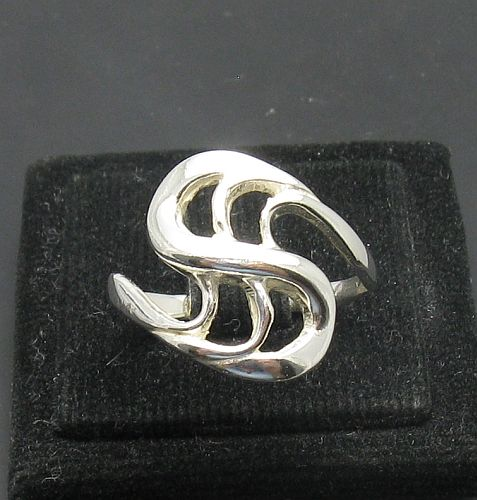 Silver ring - R000961