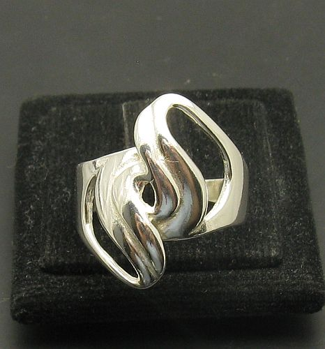 Silver ring - R000967